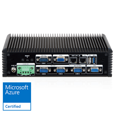 ECW-281B-BT Embedded System with Microsoft Azure