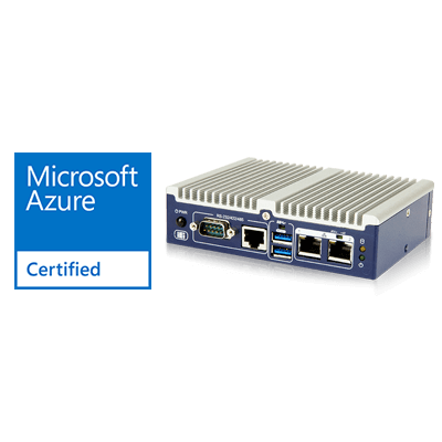 ITG-100-AL Embedded System with Microsoft Azure