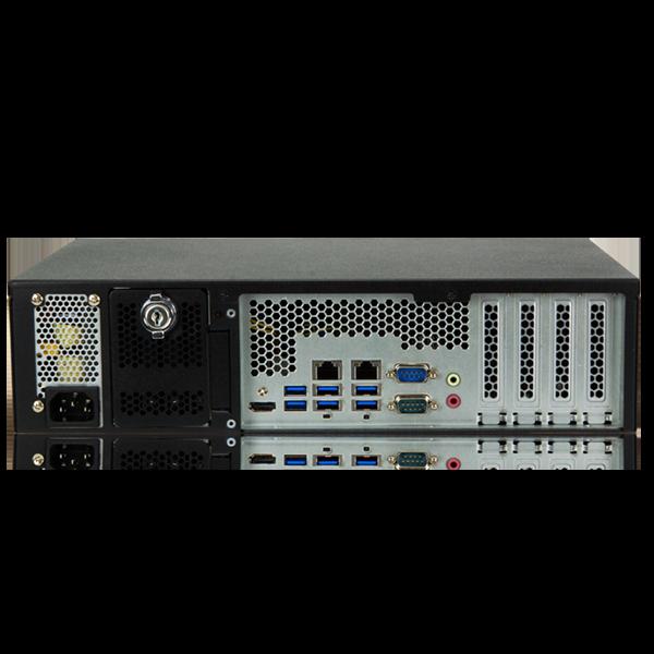 IEI FLEX AI modular box PC