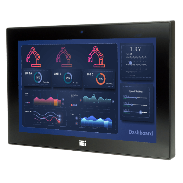 AFL3-W10A-AL industrial panel PC
