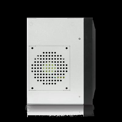 TANK-880 Fanless Embedded System back