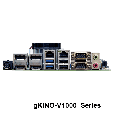gKINO-VR1000 4K High Resolution AMD Industrial Motherboard-2