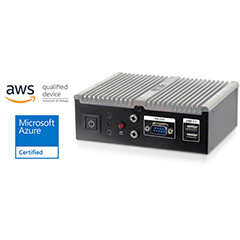 uIBX-230-BT embedded system with AWS IoT Greengrass Qualified
