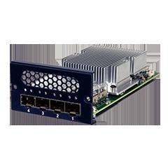 PulM-10G4SF-MLX Mellanox ConnectX-4 Lx based Network Interface Card