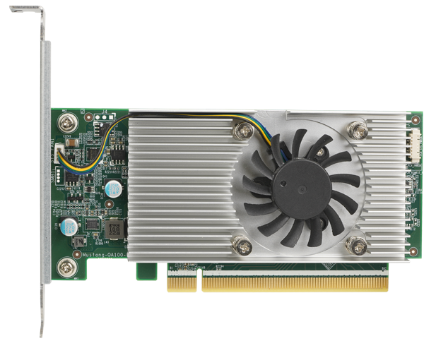 Mustang-QA100 Intel QAT accelerator
