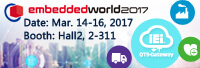 Embedded world 2017 IEI