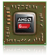 AMD G-series CPU