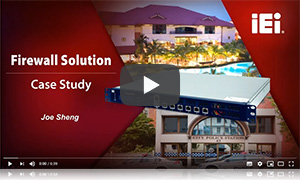 Firewall Solution Case Study