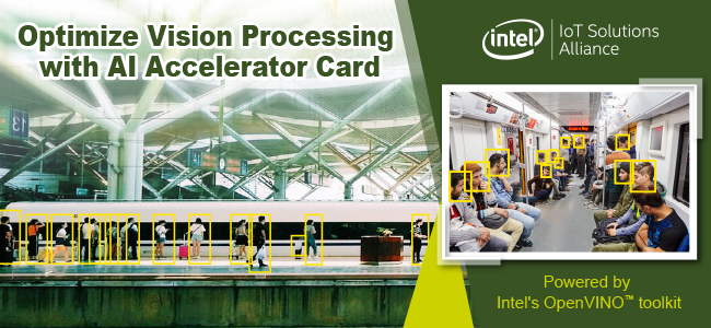 Optimize Vision Processing with AI Accelerator Card